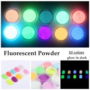Set 10 Buc Pigmenti Neon