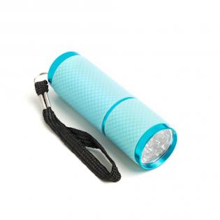 Lampa LED mini Bleu