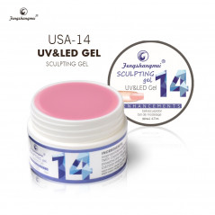 GEL UV CONSTRUCTIE FSM 15ML...