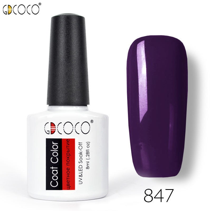 Gdcoco Coat Color 8ml 847