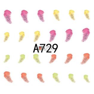 Tatuaj - A729