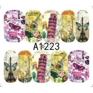 Tatuaj - A1223